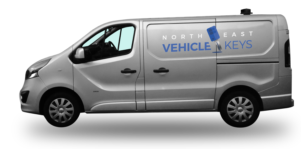 Northeast Vehicle Keys Van Side
