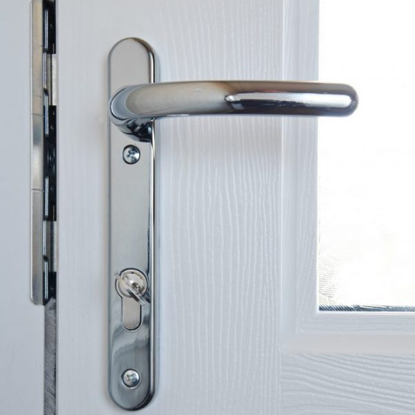 uPCV Door Locksmith repair specialist